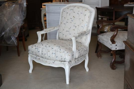 Louis XV Upholstered Chair
