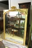 Large French Directoire Period Mirror