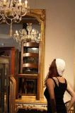 86-36 - Large French Directoire Period Mirror