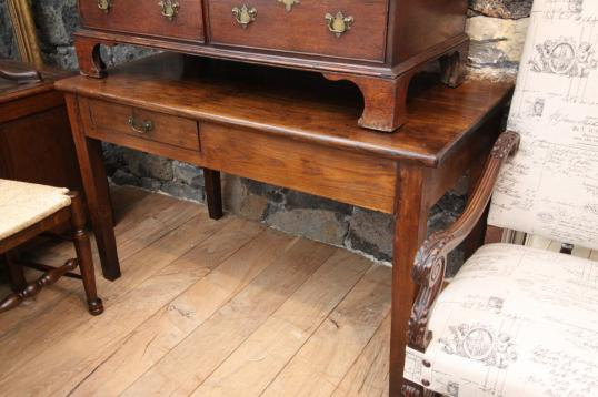 86-56 - French Provincial Chestnut Table