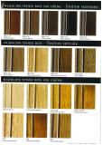 2-99 - Collinet Wood Finish Colour Chart for Beds and Chairs
