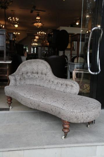John stephens new zealand colonial chaise - Chaise style colonial ...