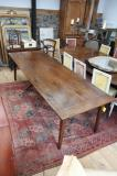 87-37 - French Provincial Dining Table- Chestnut