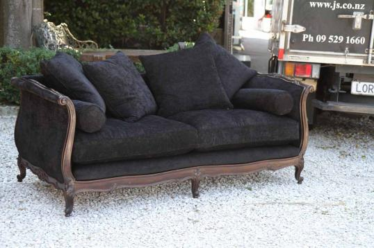 87-56 - Antique French Couch