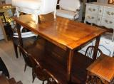 87-65 - French Provincial Dining Table