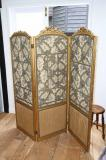 87-67 - Three Panel French Screen