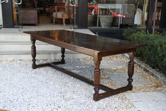 John Stephens French Refectory Dining Table