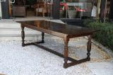 88-02 - French Refectory Dining Table