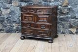88-85 - Jacobean Chest of Drawers