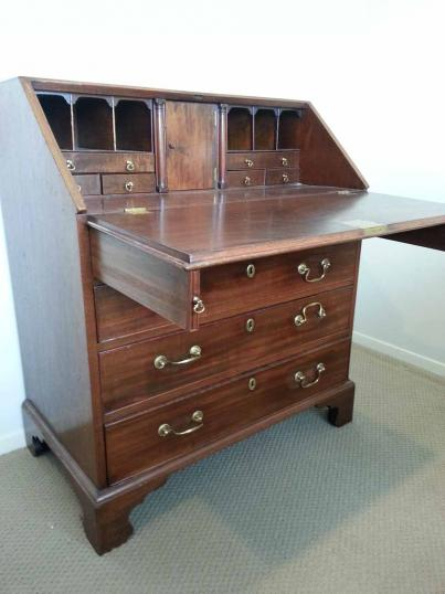 john stephens secretaire bureau. Black Bedroom Furniture Sets. Home Design Ideas