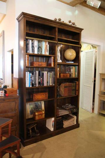 Weatherby George Bookcase in the Shop