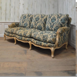 89-63 - Painted Louis XV Style Couch