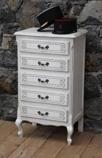 89-66 - French Painted Commode