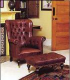 Harvard Leather Chair
