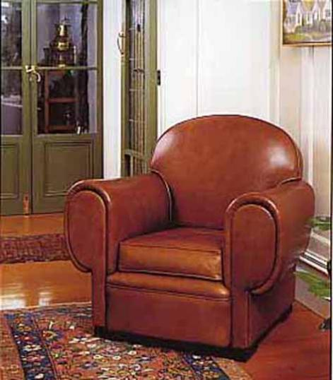 Catalina Leather Chair