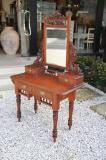 90-30 - New Zealand Colonial Dressing Table with Mirror