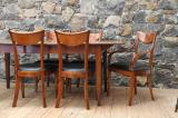 90-40 - Directoire Style Dining Chairs