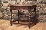 90-48 - Bobbin Legged English Table