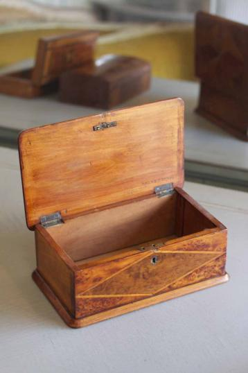 Colonial Box by Norrie