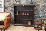 91-7 - English Antique Oak Bookcase