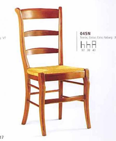 Restauration Ladderback Style Dining Chair