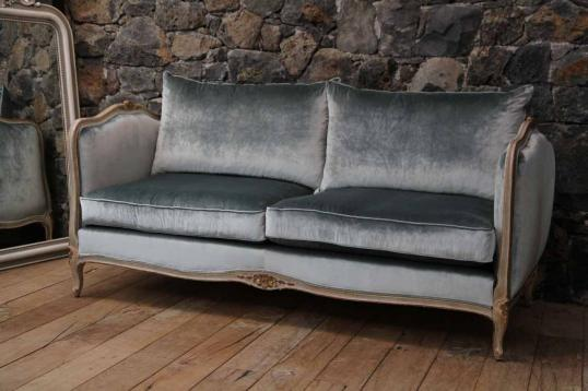 91-65 - French Louis XV Daybed