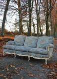 91-72 - Louis XV Couch and Two Armchairs
