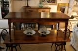 94-26 - French Provincial Dining Table