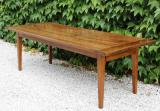 94-93 - French Cherrywood dining table