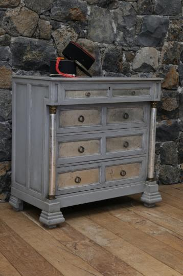 95-2 - French Empire Chest of Drawers