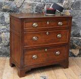 95-18 - George I Chest of Drawers