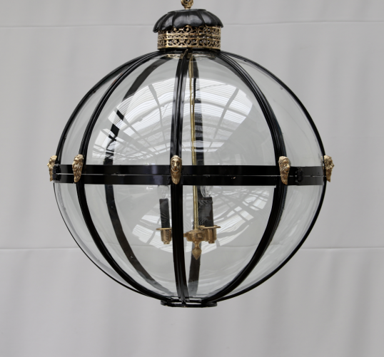 Spherical Hanging Lantern