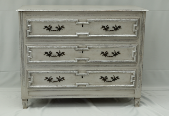 95-59 - Gustavian Period Commode