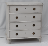 95-72 - Gustavian Period Commode