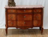95-74 - Louis XV / Transitional Commode