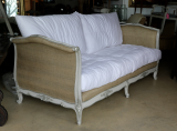 95-92 - French Day Bed Couch