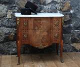 96-03 - Small Louis XV Inlaid Commode