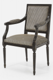 96-11 - Louis XVI Carver Chair