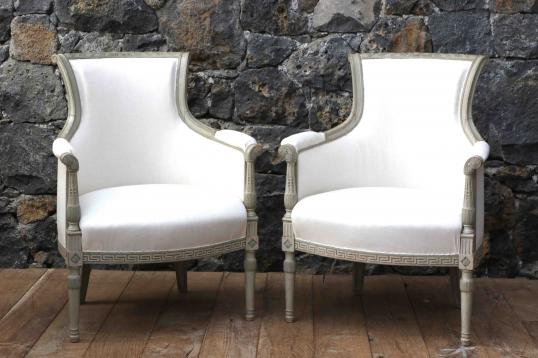 96-16 - French Armchairs