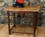 96-40 - Louis XIV French Oak Side Table