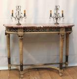 96-57 - French Louis XVI Console