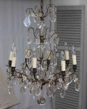 96-60 - 8 Light French Chandelier