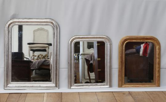 Louis Philippe Plain Mirrors