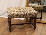 97-05 - French Upholstered Footstool