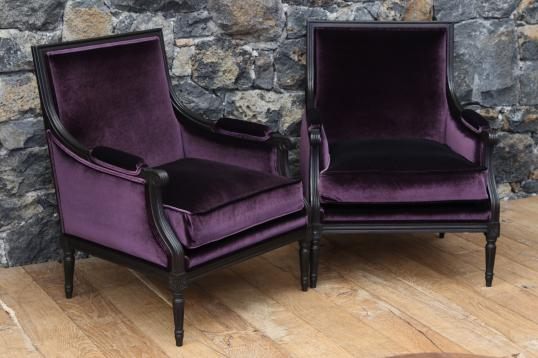 97-44 - French Armchairs
