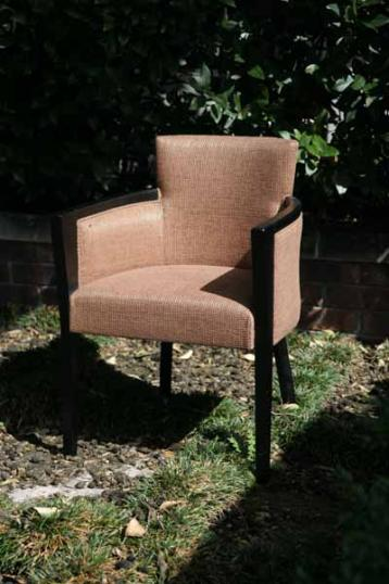 Art Deco Style 'Tub' Dining Chair