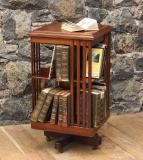 97-65 - Small Revolving Bookcase