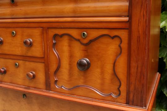 A Pair of Colonial Kauri Chests