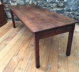 99-73 - Chestnut French Provincial Dining Table