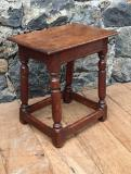 99-64 - Small English Jointed Stool